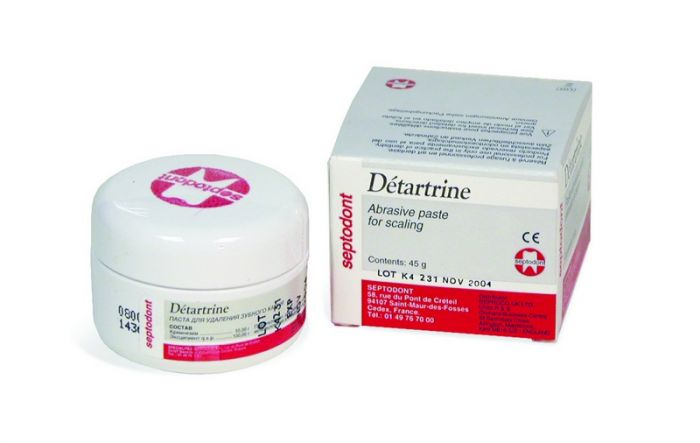 Паста Septodont Detartrine Paste 45г DS039