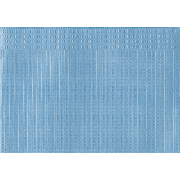 Салфетки Basic 500 шт голубые EURONDA