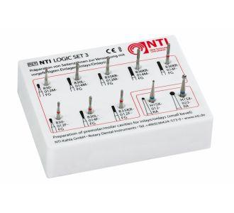 Набор боров NTI Logic Set №3 10шт