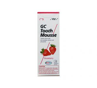GC Tooth Mousse - аппликационный крем, клубника 40г