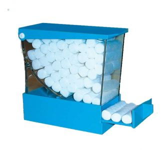 Пластмассовый контейнер для ватных валиков JNB 1A0041
