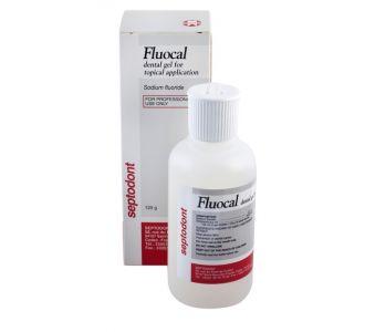 Fluocal gel - для профилактики кариеса и лечения гиперестезии твердых тканей зубов 125мл