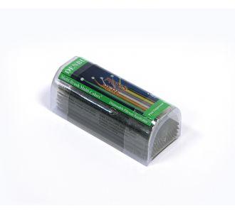 Аппликаторы Denbur Multi-Brush Extra Small черные, запасной блок 100шт