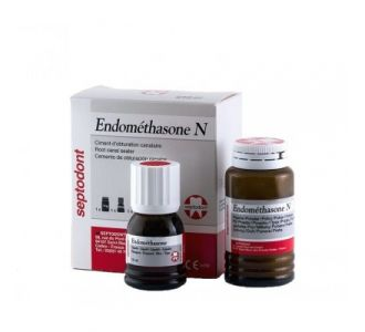 Endomethasone N набор, 14гр+10мл