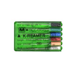 Инструмент ручной Maillefer K-Reamer M-Access №15 25мм A11MA02501512