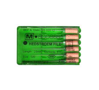 Инструмент ручной Maillefer Hedstroem M-Access №25 25мм A16MA02502512