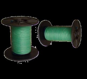 Воск литьевой твердый, зеленый, нить 4,0мм, 250г