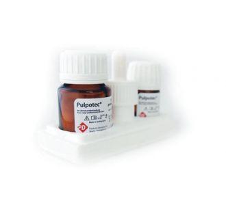 Pulpotec - материал для лечения путем пульпотомии живых моляров 15г+15мл