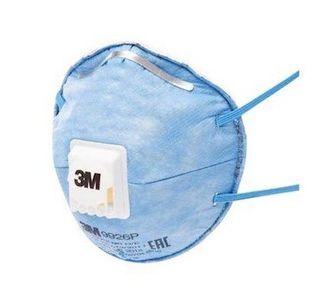 Защитная маска 3М 9926, класс защиты FFP2, 1 шт