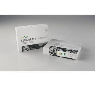 Гранулы bioOST XENOGRAFT Collagen  с коллагеном 1.0 - 2.0 мм, XCol-2-1