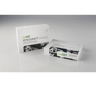 Гранулы bioOST XENOGRAFT Cortical  с коллагеном 0.5 - 1.0мм, XCr-1-05