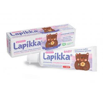 Зубная паста ROCS Lapikka Baby Бережный уход с кальцием и календулой 45г