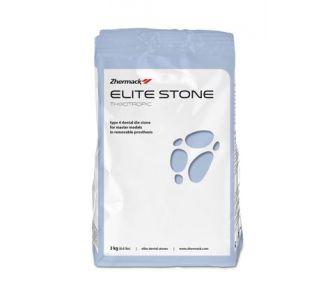 Гипс Zhermack Elite Stone 4 класс 25кг коричневый С410211