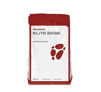 Гипс Zhermack Elite Base 4 класc 25кг красный С410446